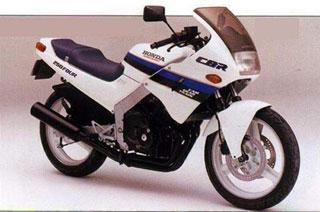 Мотоцикл Honda CBR 250
