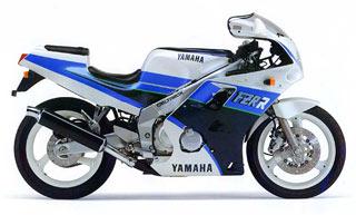 Мотоцикл Yamaha FZR 250 R