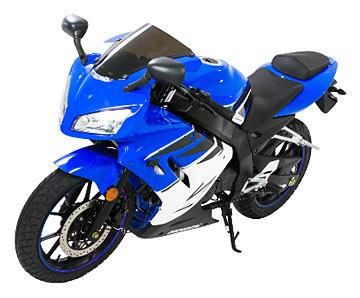 Irbis Z1 250cc blue